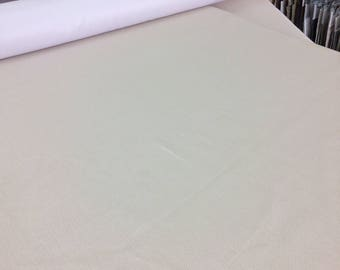 Woven Linen Look closeout fabric