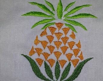 Island Pineapple Modern Farmhouse Style Kitchen Towel