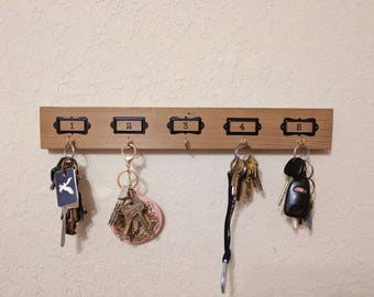 Industrial Key Hanger