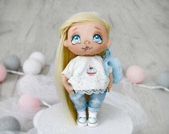 Doll, Artdolls, Interiordoll, Art, Decor, Fabricdoll, Design, Hanmadedolls, Handmade, Pregnacy, Babydoll, Textiledoll,Clothdoll,Nurserydoll