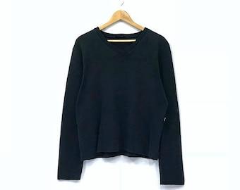 Rare!!! Agnes b homme paris multicolour stripe sweatshirt jumper qmpMLMCXR