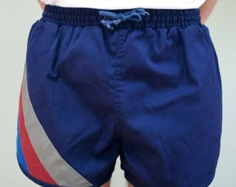 Men's Retro 80's Shorts