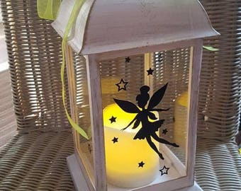 Fairy lantern.