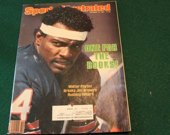 Sports Illustrated October 15, 1984