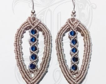 MACRAME EARRINGS M1703