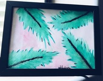 Palm Leaves Prints
