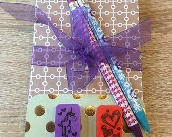 Notepad Gift Set