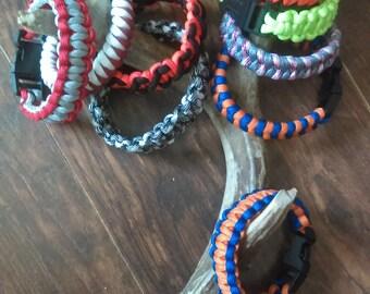 Adult Paracord Bracelets