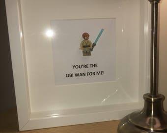 Obi Wan Kenobi frame