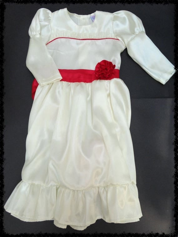 Inspired Annabelle Child Costume Cosplay