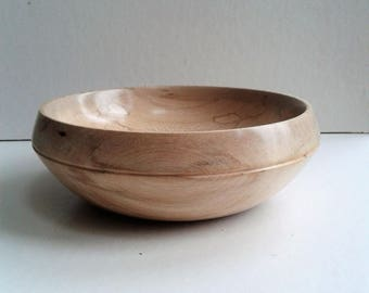 Spalted Sycamore Bowl E132