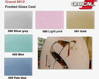 Vinyl Oracal Frosted/Etch Glass