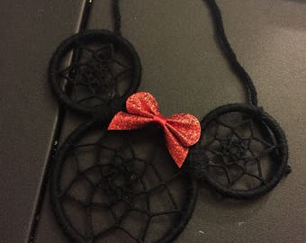 Minnie Mouse Dreamcatcher
