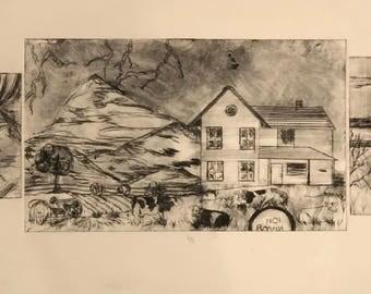 Farm house 1&2
