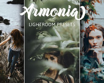 Armonia 14 Lightroom Presets / Premium Presets for Adobe Lightroom 4,5,6 and CC by HubaFilter