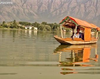 SHIKARA | KASHMIR | INDIA | Boat |