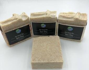 Spa Day Soap