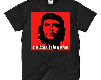 Rage Against The Machine Lenin Black T-Shirt