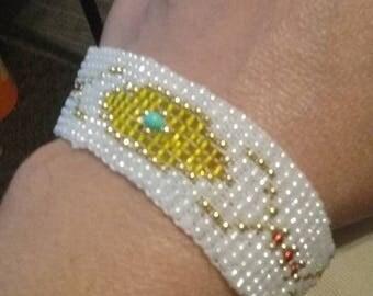 Native Beaded Bracelet