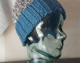 2 Tone Winter Cap