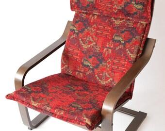 poang etsy. Black Bedroom Furniture Sets. Home Design Ideas