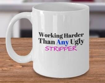 Curse Funny Mug, Inappropriate Mug, Rude Mug, Stocking Stuffer Gift, CoWorker Gift, Gift For Boss, Curse Mug, Boss Gift, Coffee Mug 10416