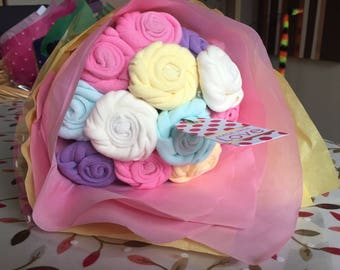 Girls Sock Bouquet