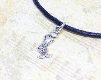 Mermaid Choker, Fantasy Choker, Fairytale Necklace, Mermaid Jewellery, Ocean Choker, Mermaid Charm, Fantasy Jewelry, Mermaid Gift
