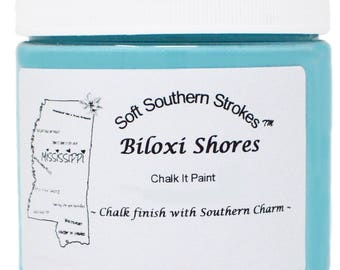Soft Southern Strokes Chalk It Paint for Furniture, Art, Crafts and More! 30 Unique Colors!