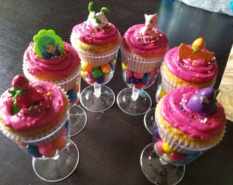 Party cake cups