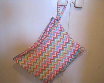 Large Wet Bag, Cloth Diaper Bag, Swimsuit Wet Bag,