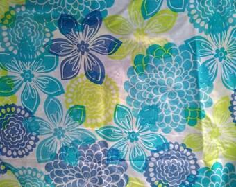 Tropical leaf rug | Etsy