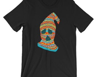 Ghost Thief Short-Sleeve Unisex T-Shirt