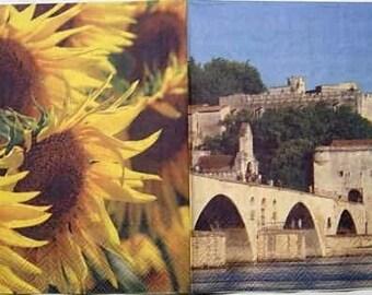 Avignon napkin