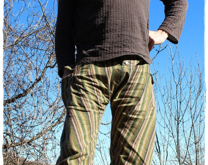 Baggy Harem pants for men
