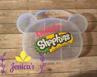 Shopkins holder/ organizer