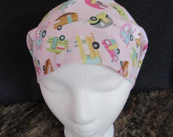 Large Straight scrub hat
