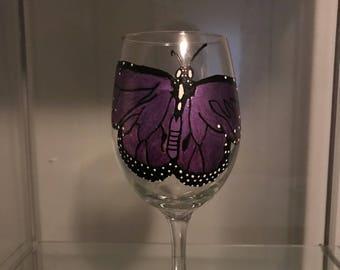 Butterfly Glass