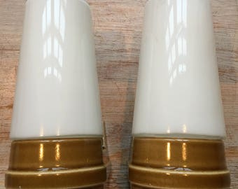Pair of Sigvard Bernadotte Ifø bathroomlamps. 1960s