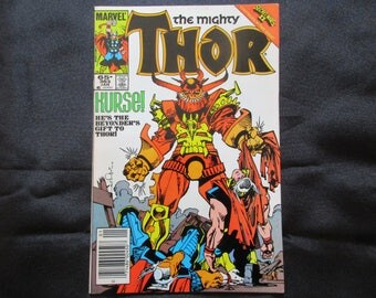 The Mighty Thor #363 Marvel Comics 1985