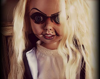 Bride of Chucky inspired OOAK doll