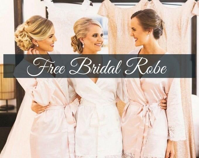 Bridesmaid Gift, Robes set of 7, Bridesmaid Robes Set of 8, Bridesmaid Robes Set of 9, Bridesmaid Robes Set of 10,Bridesmaid Robes Set of 11