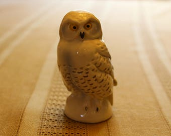 Goebel Snowy Owl Figurine