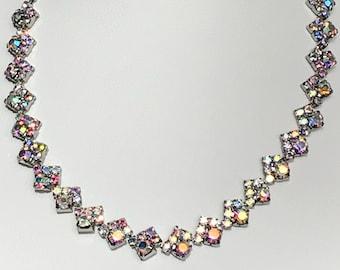 Auroura  Crystal Necklace