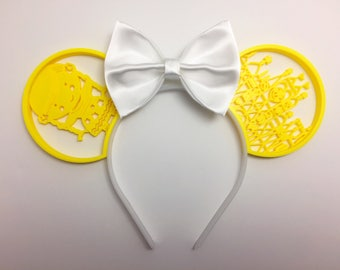 Its a Small World Inspired Mouse Ears