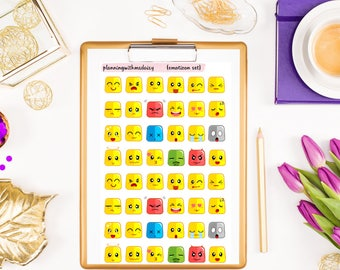 Emoticon Set