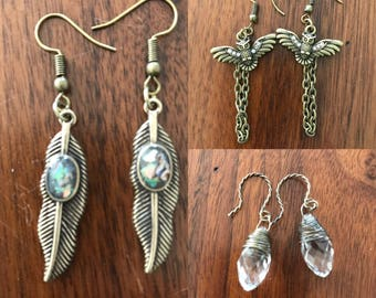 Earrings for all occasions!