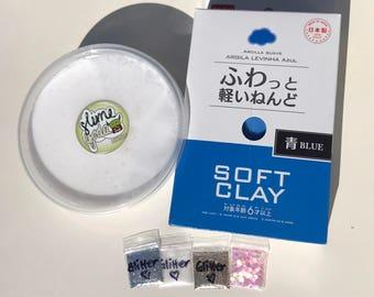 DIY Butter Slime Kit