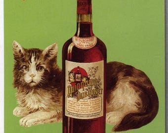 Dubonet Vintage French Poster Print