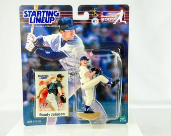 Starting Lineup Baseball 2000 Series Randy Johnson Action Figure Diamond Backs